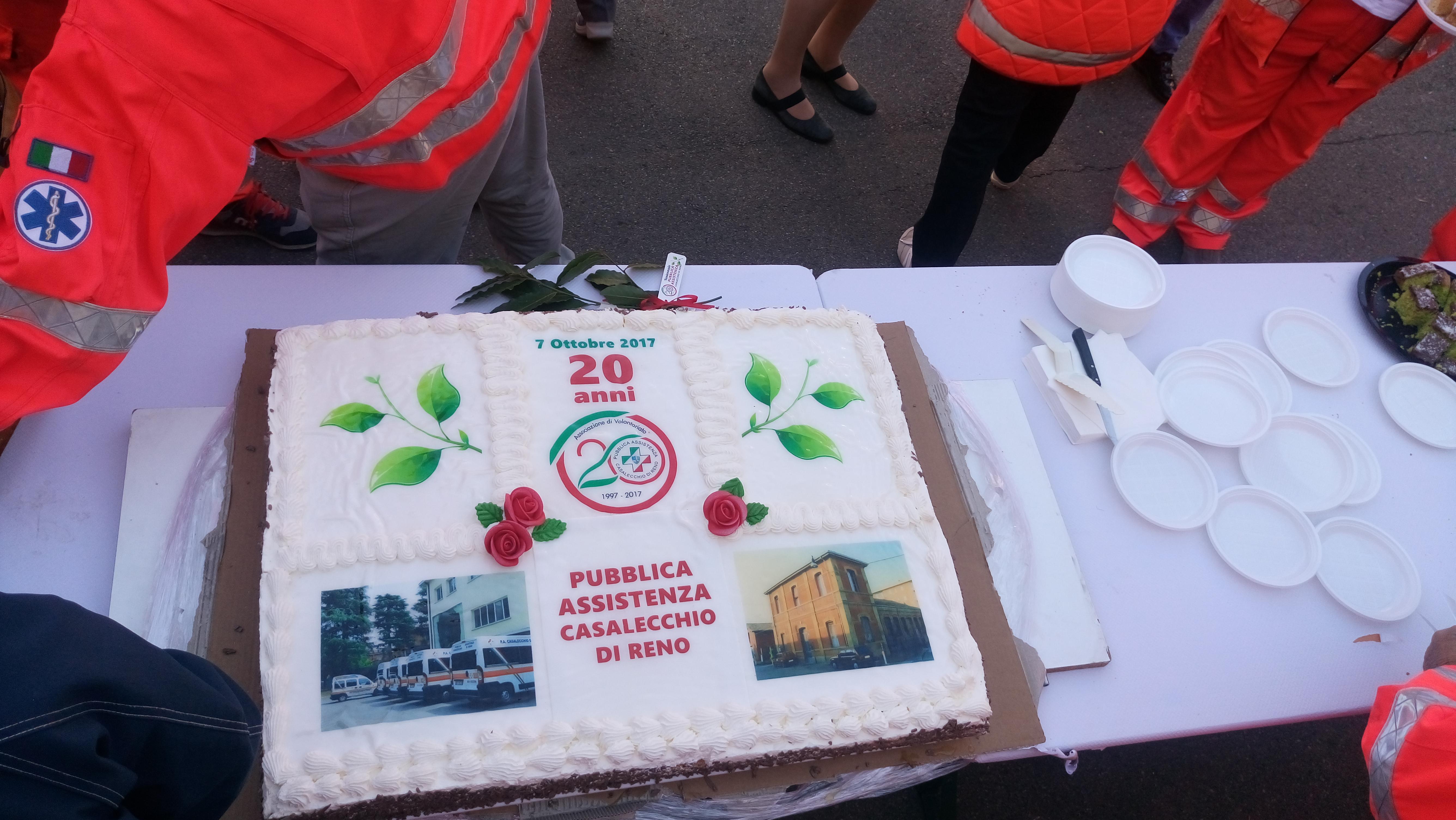 20° Pubblica Assistenza di Casalecchio